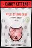CANDY KITTENS WILD STRAWBERRY 108g