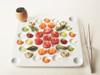 Porcelain Apiari Big Tasting Tray