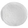 Tree Ring Porcelain Plate 24cm