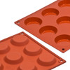 Silicon Mould - Tartlet x 15's