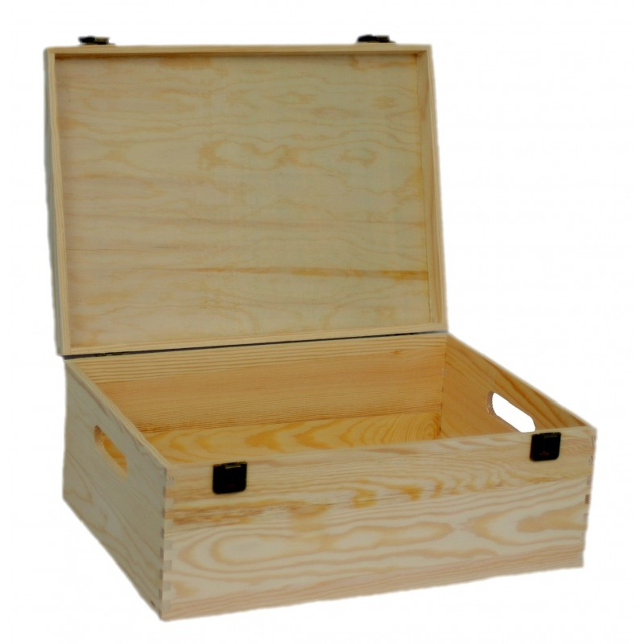 Wooden Box Hamper - 14''
