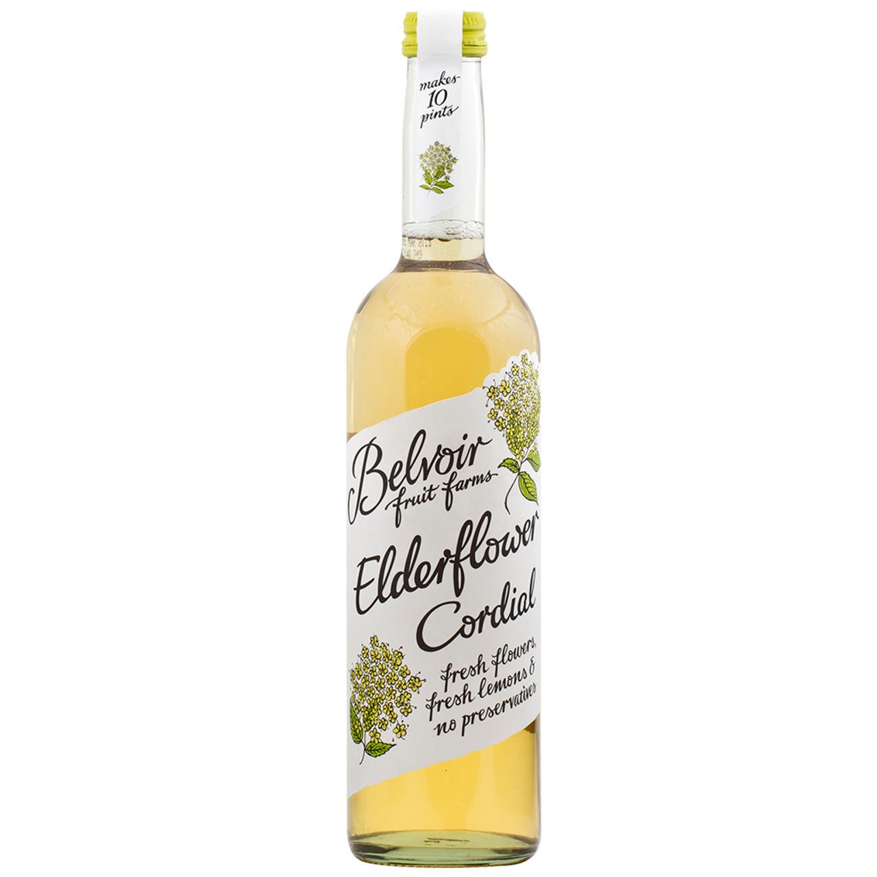 Elderflower Cordial 500ml