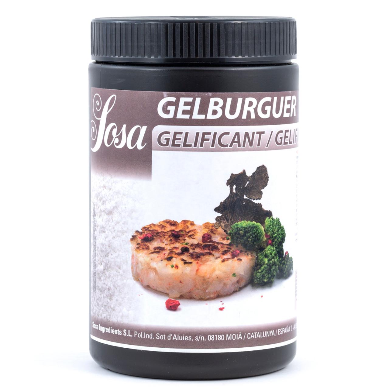 Sosa Gelburger 500g