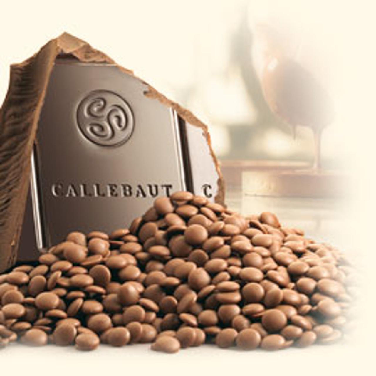 Chocolate Callets Callebaut 2.5kg Milk 33.6%
