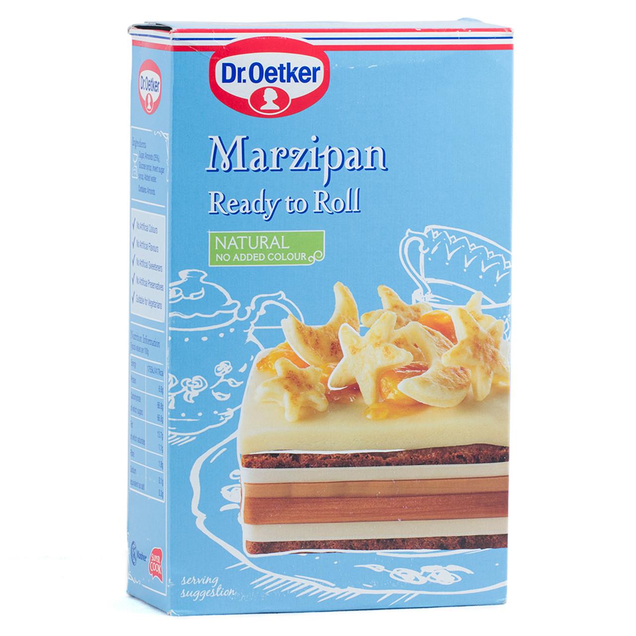 Marzipan - Natural