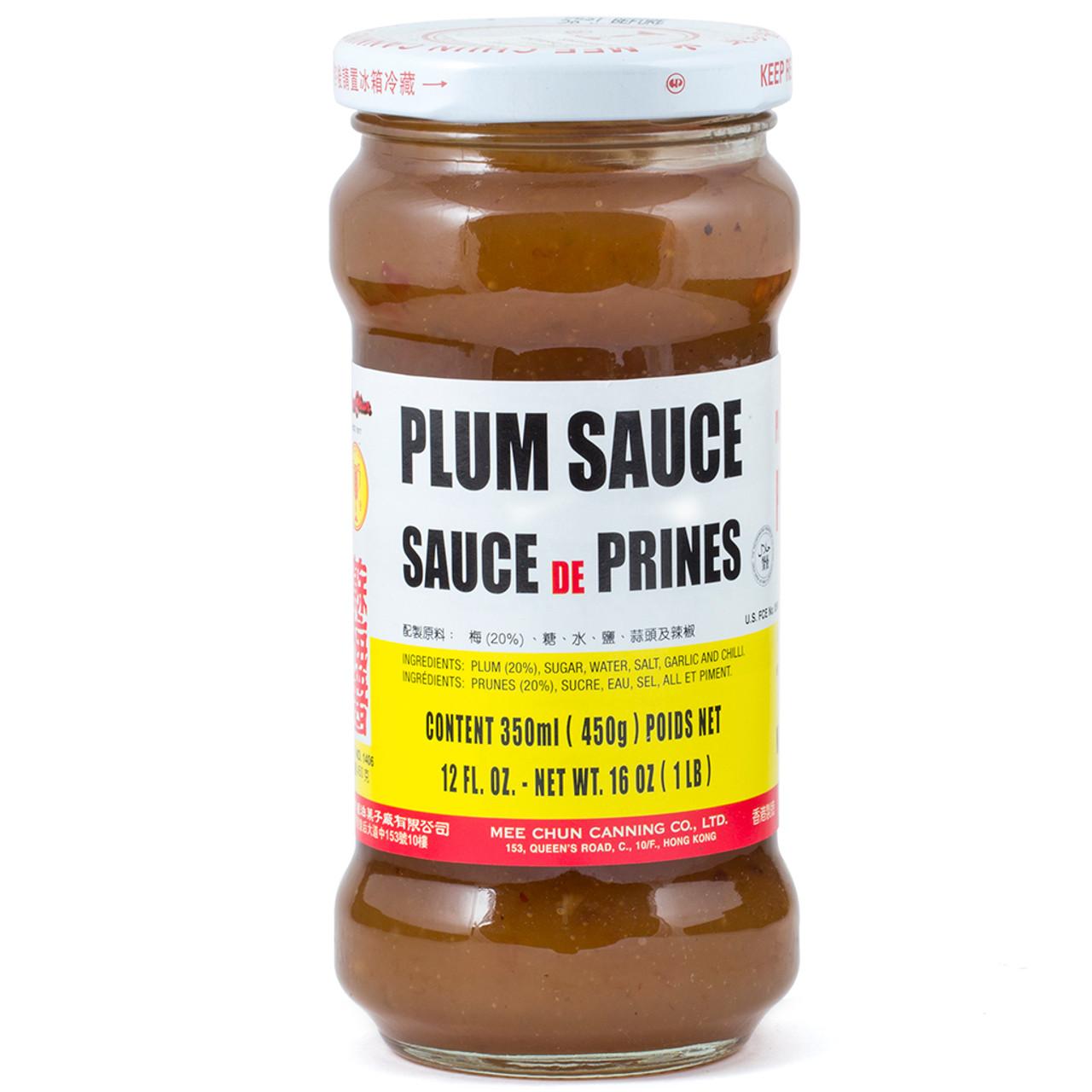 Plum Sauce 454g