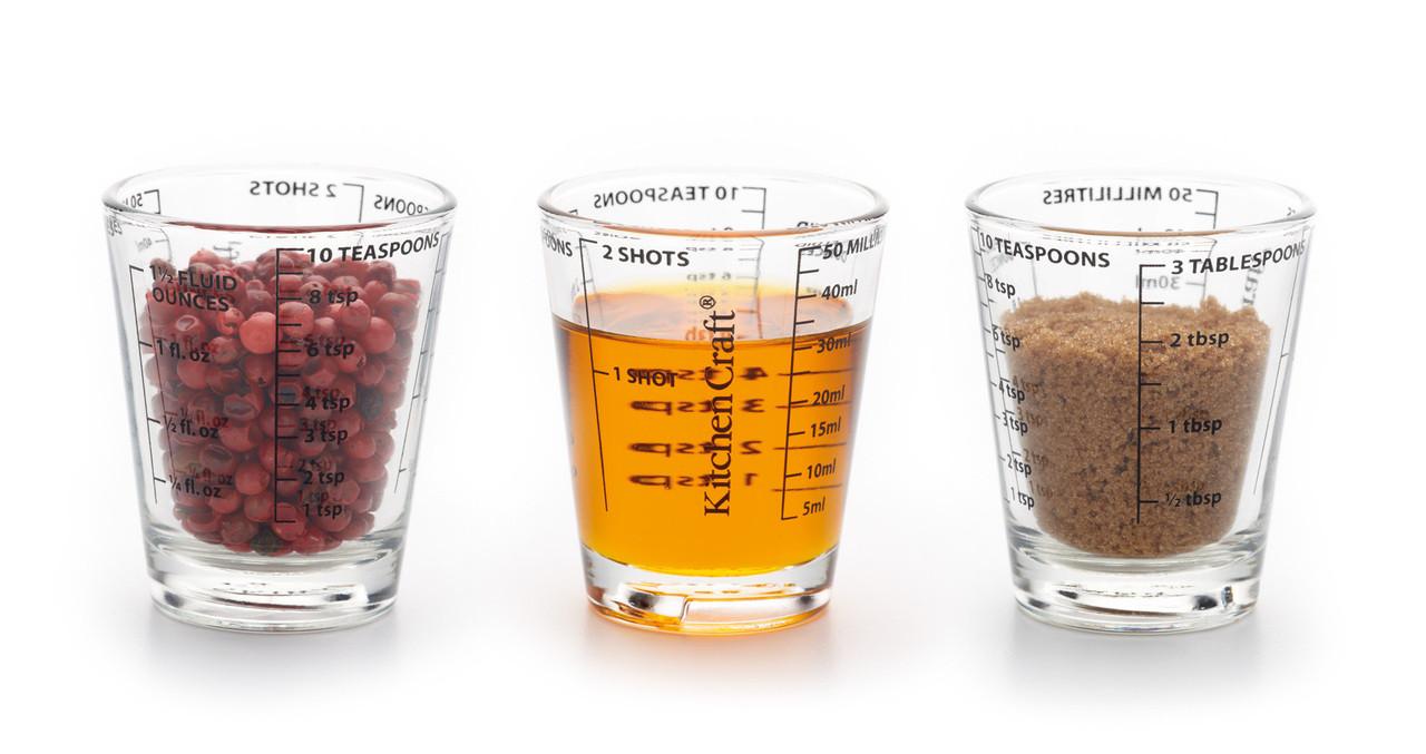 Mini Measuring Glass