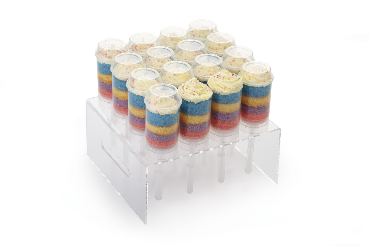 Push Pop Cake Stand x16