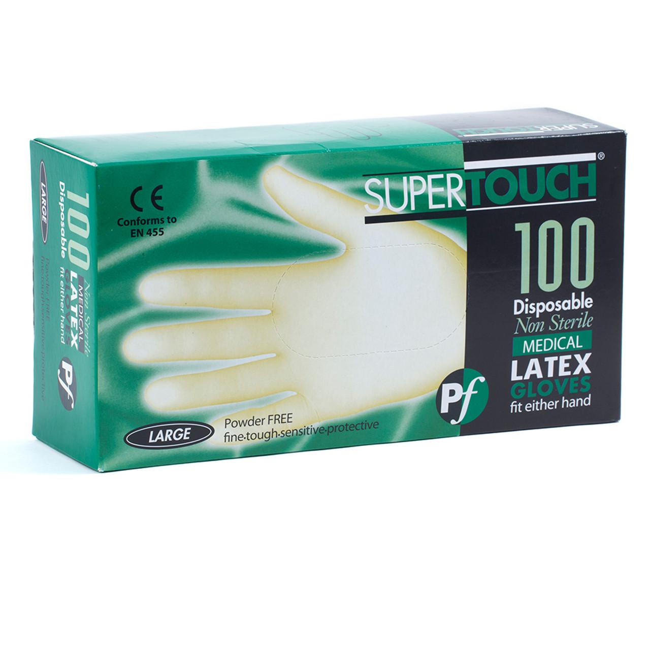 Gloves Latex x100