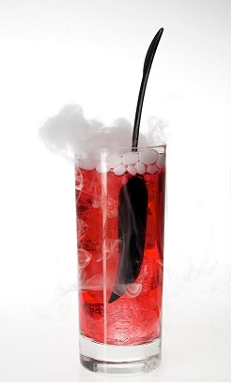 Dry Ice Cocktail Stirrer