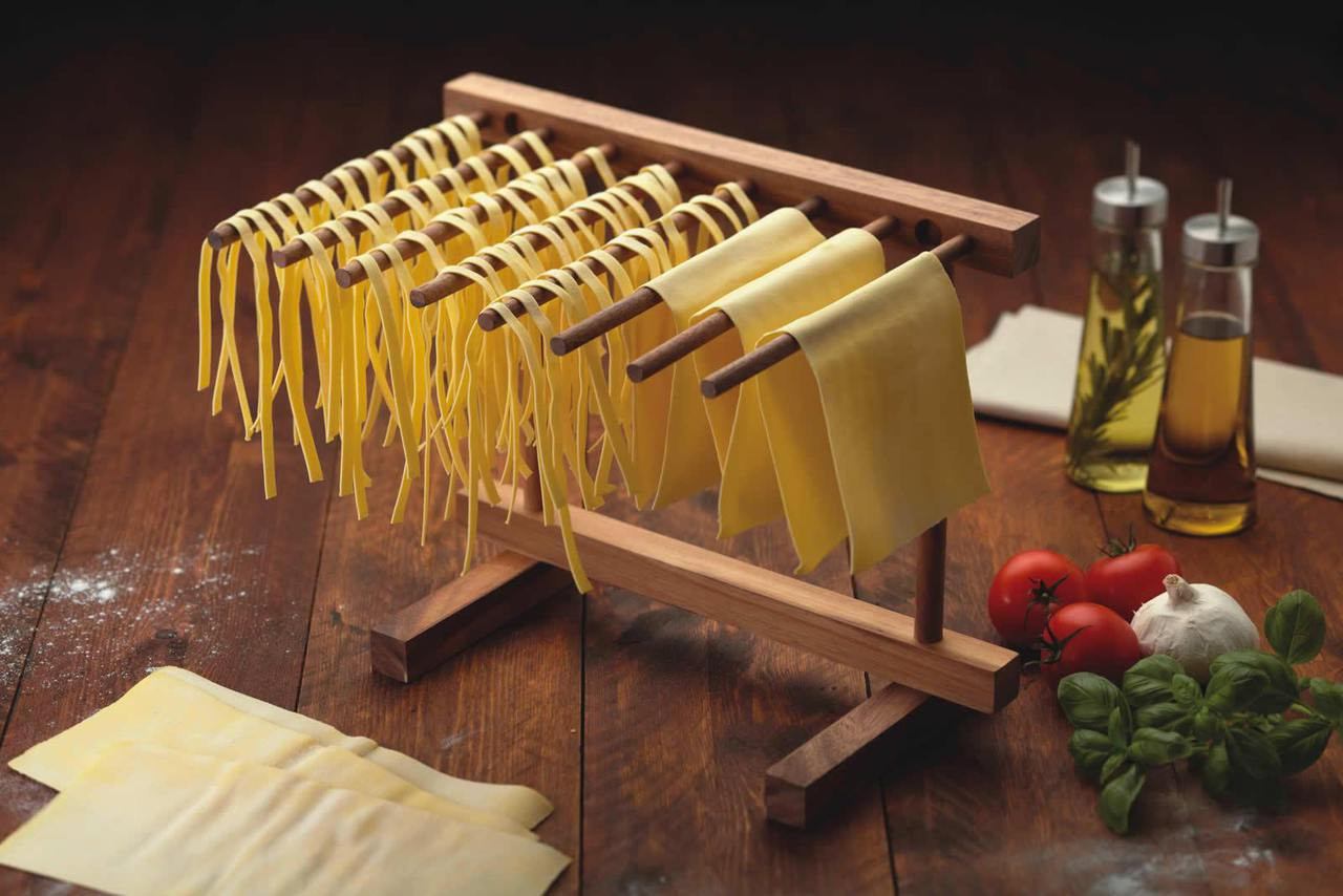 PASTA DRYING STAND