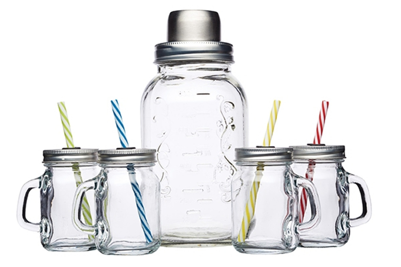 Bar Craft Glass Cocktail Kit