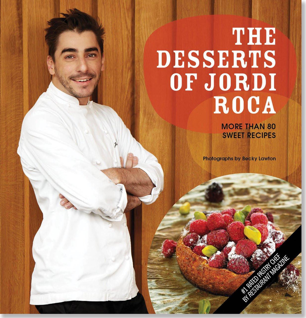 Jordi Roca's Desserts