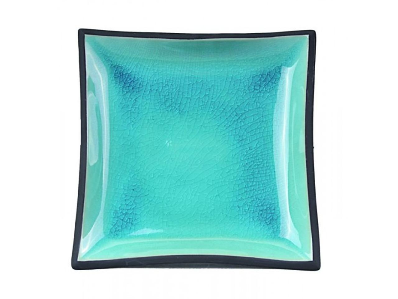 Tokyo Design Studio Blue Plate - Turquoise