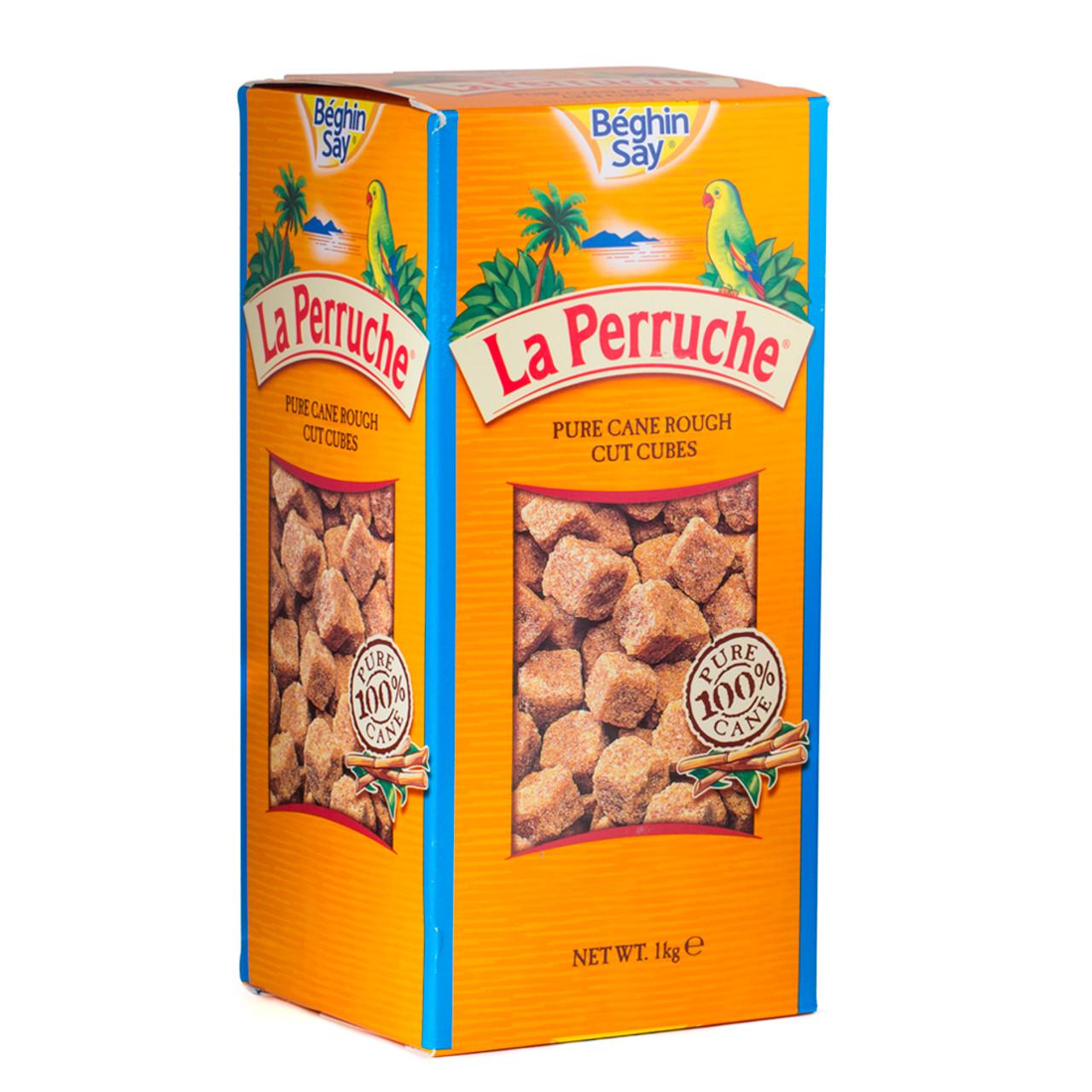 La Perruche Brown Sugar Cubes 1kg