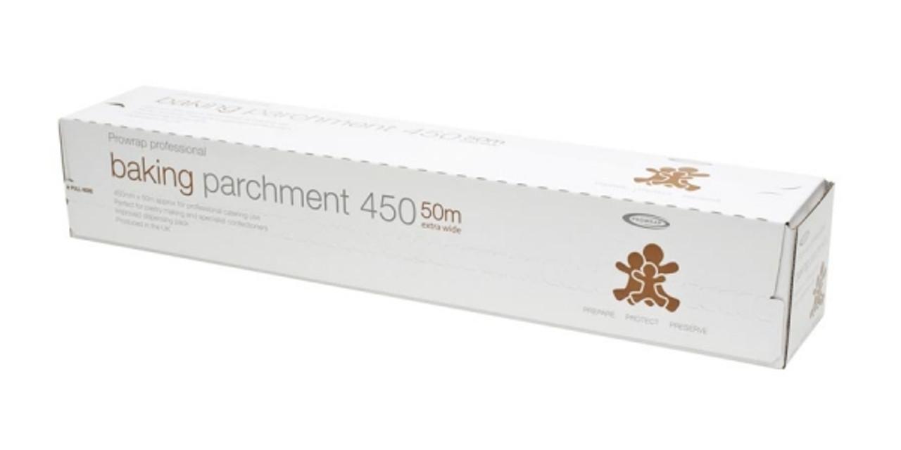 Prowrap Baking Parchment - 450mm X 50M