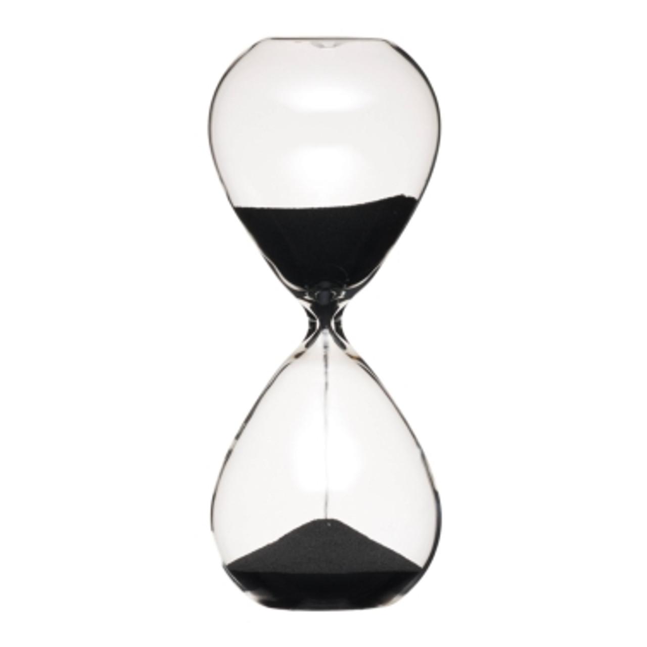 Masterclass Glass Sand Timer