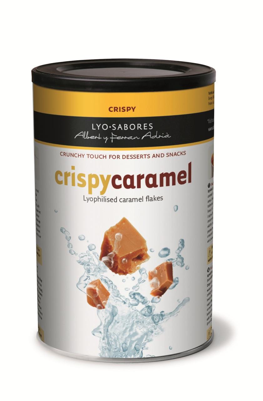 Texturas Crispy Caramel 200g