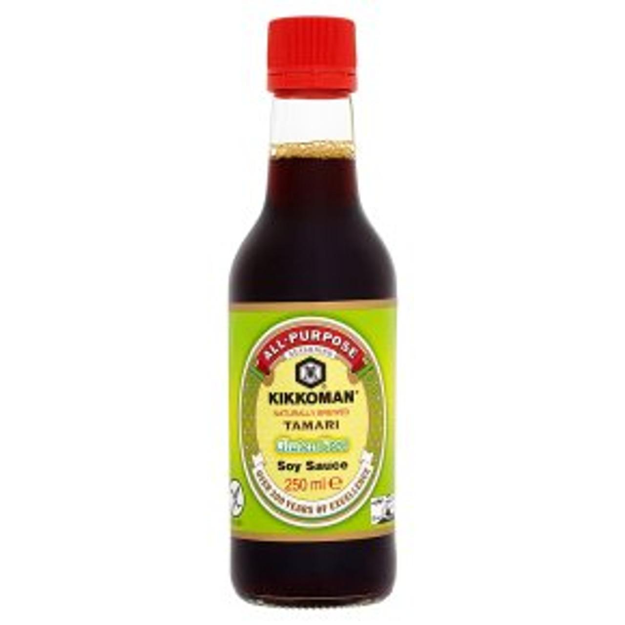 Kikkoman Tamari Soy Sauce - Gluten Free