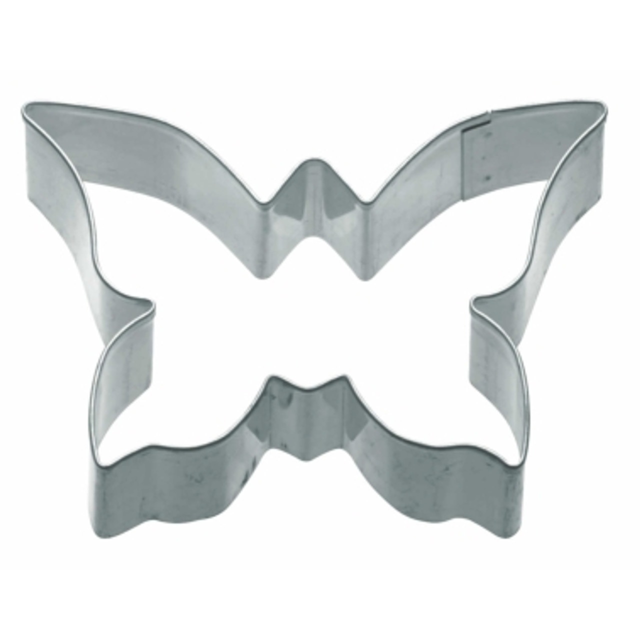 Butterfly Shaped Metal Cookie Cutter 7.5cm