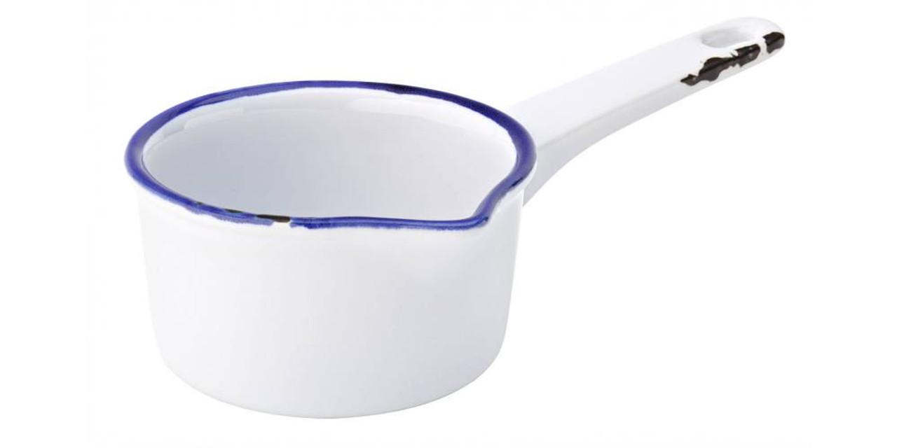 "Avery Blue Milk Pan 3.75"""