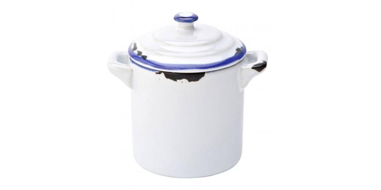 """Avery Blue Mini Pot 2.25"""""""