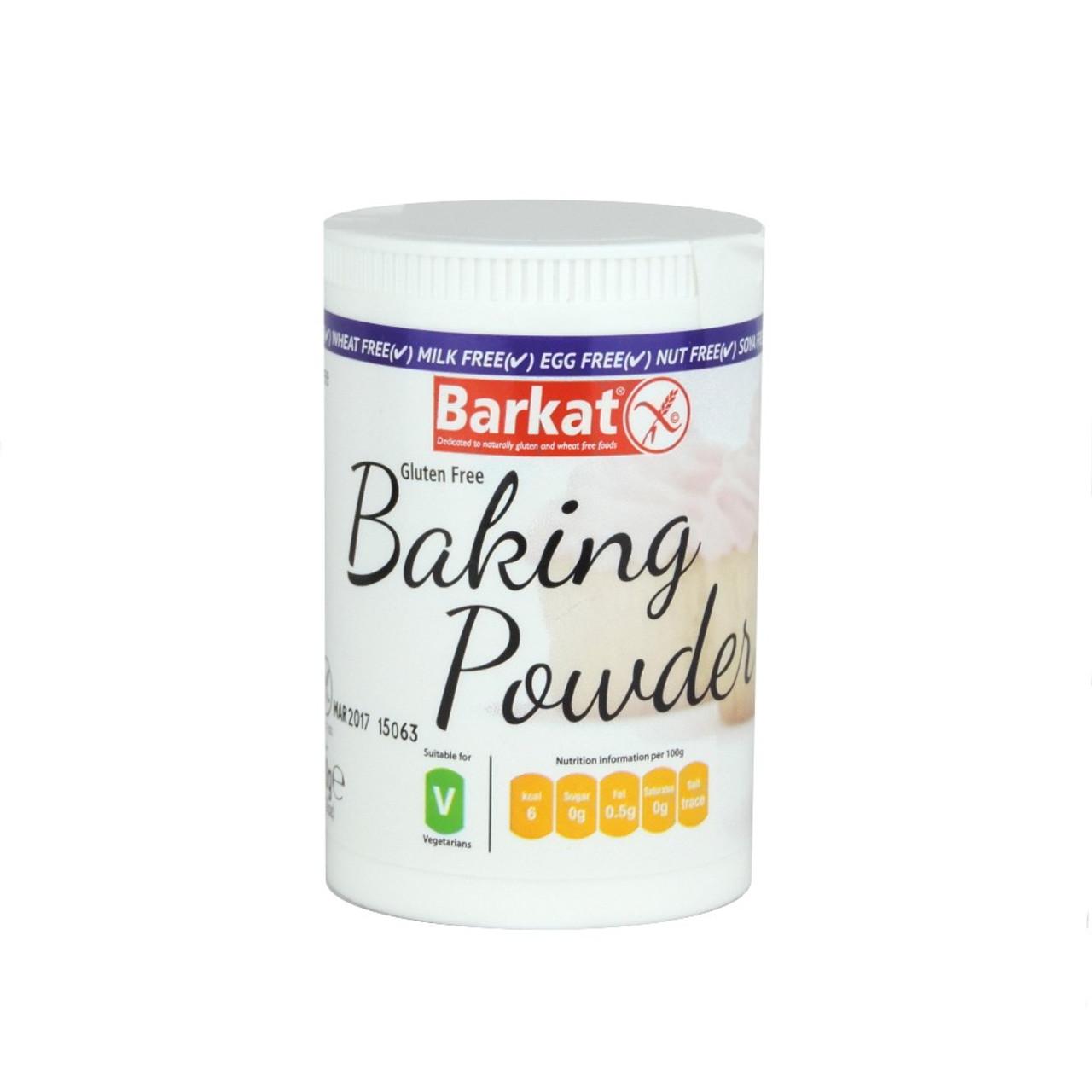 Gluten Free Baking Powder 100g