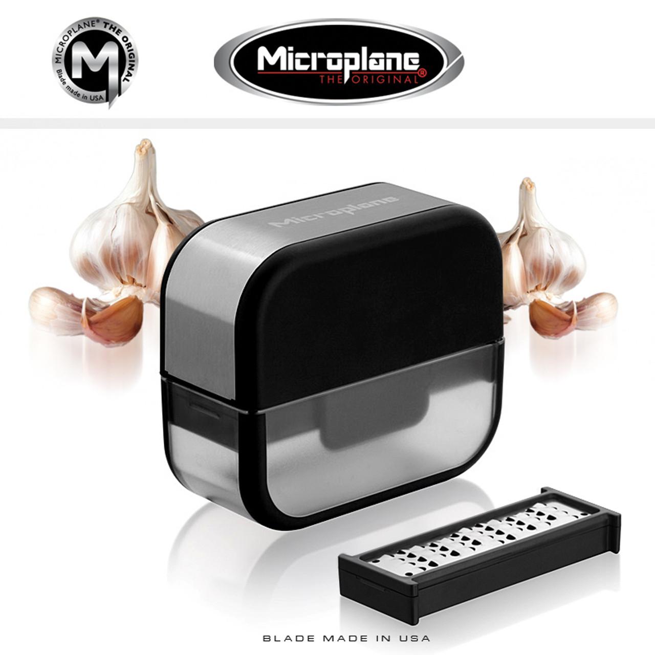Microplane Garlic Cutter