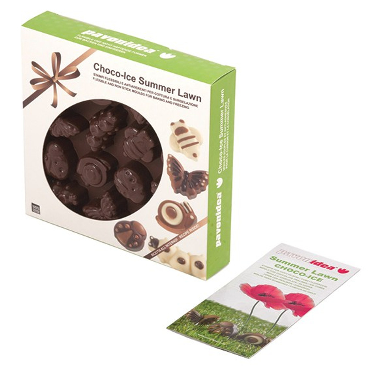 Pavoni Mould Chocolate ICE-Summer Lawn