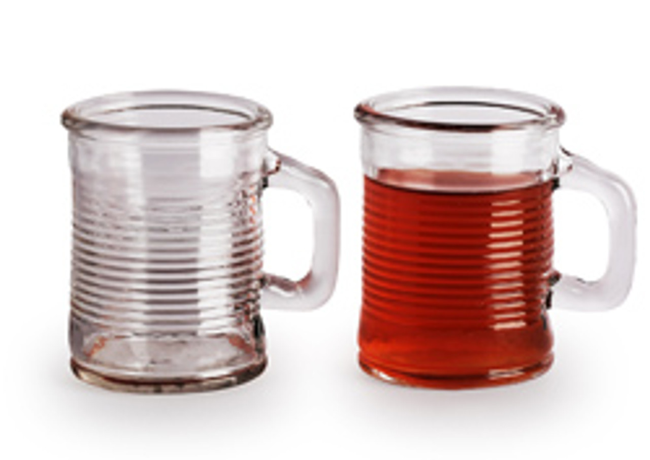Glass Canned Mug 150ml