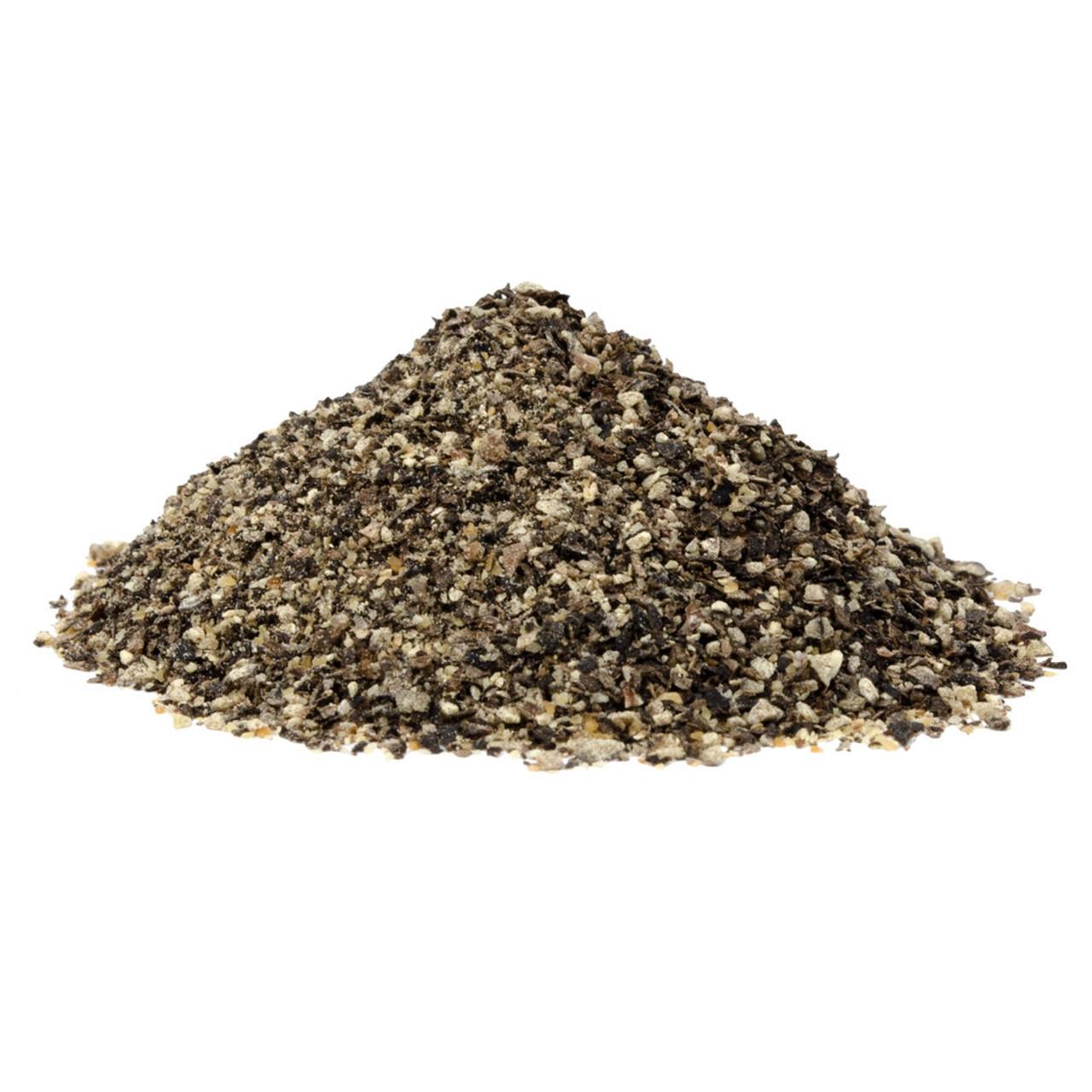 Peppercorns Black Coarse Ground 500g