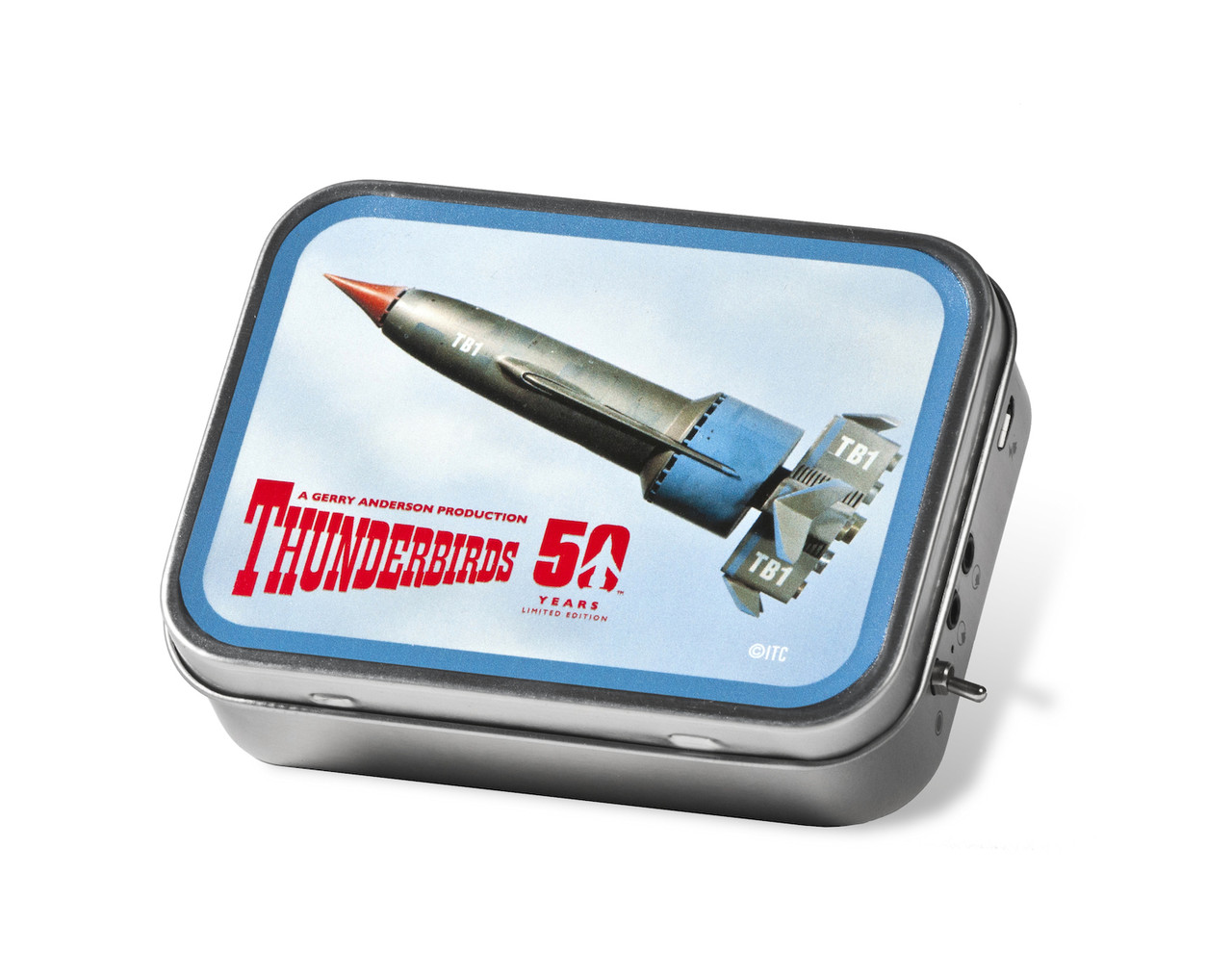 Tinamps Retro Speaker - Thunderbird 1 Limited Edition