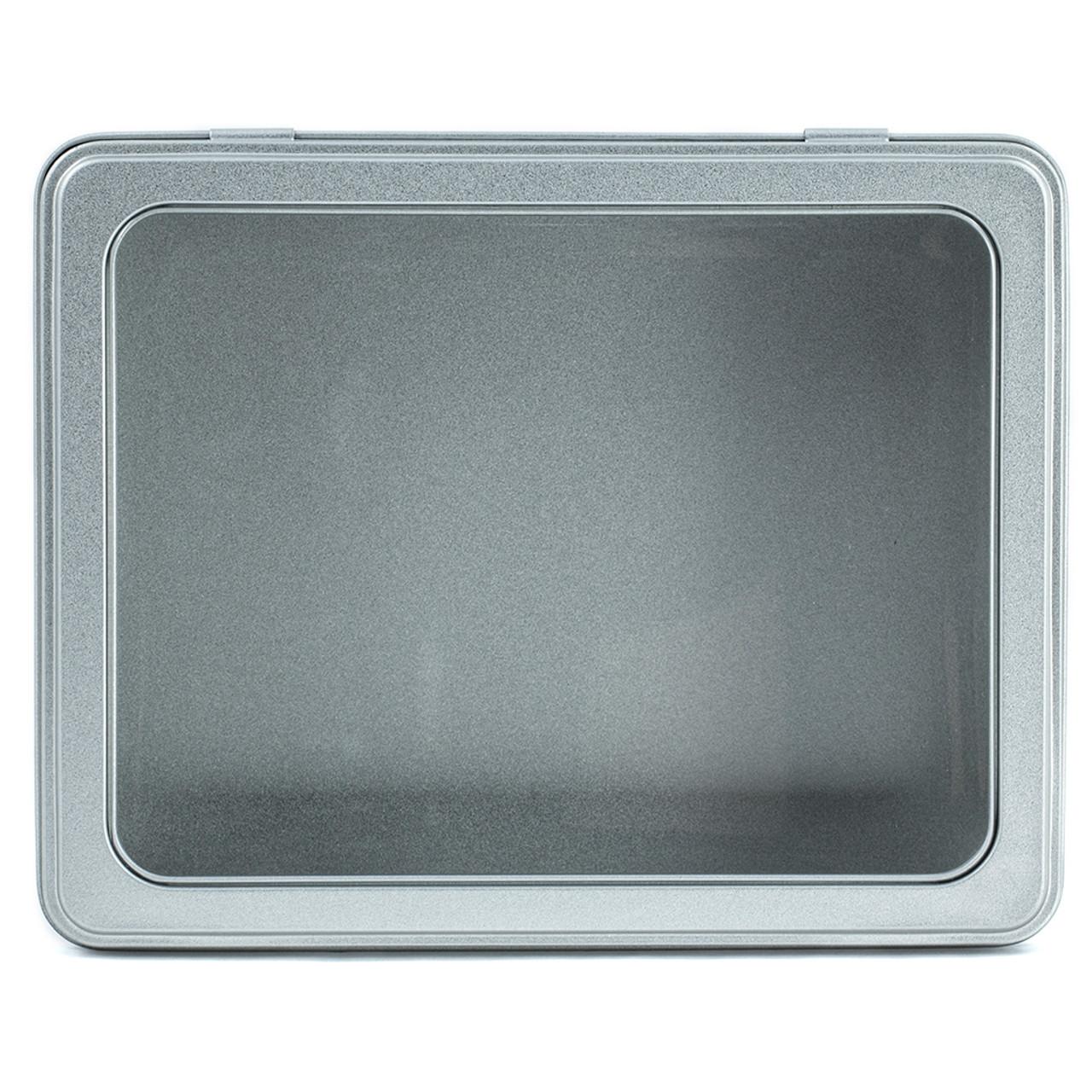 Rectangular Aluminium Window Tin