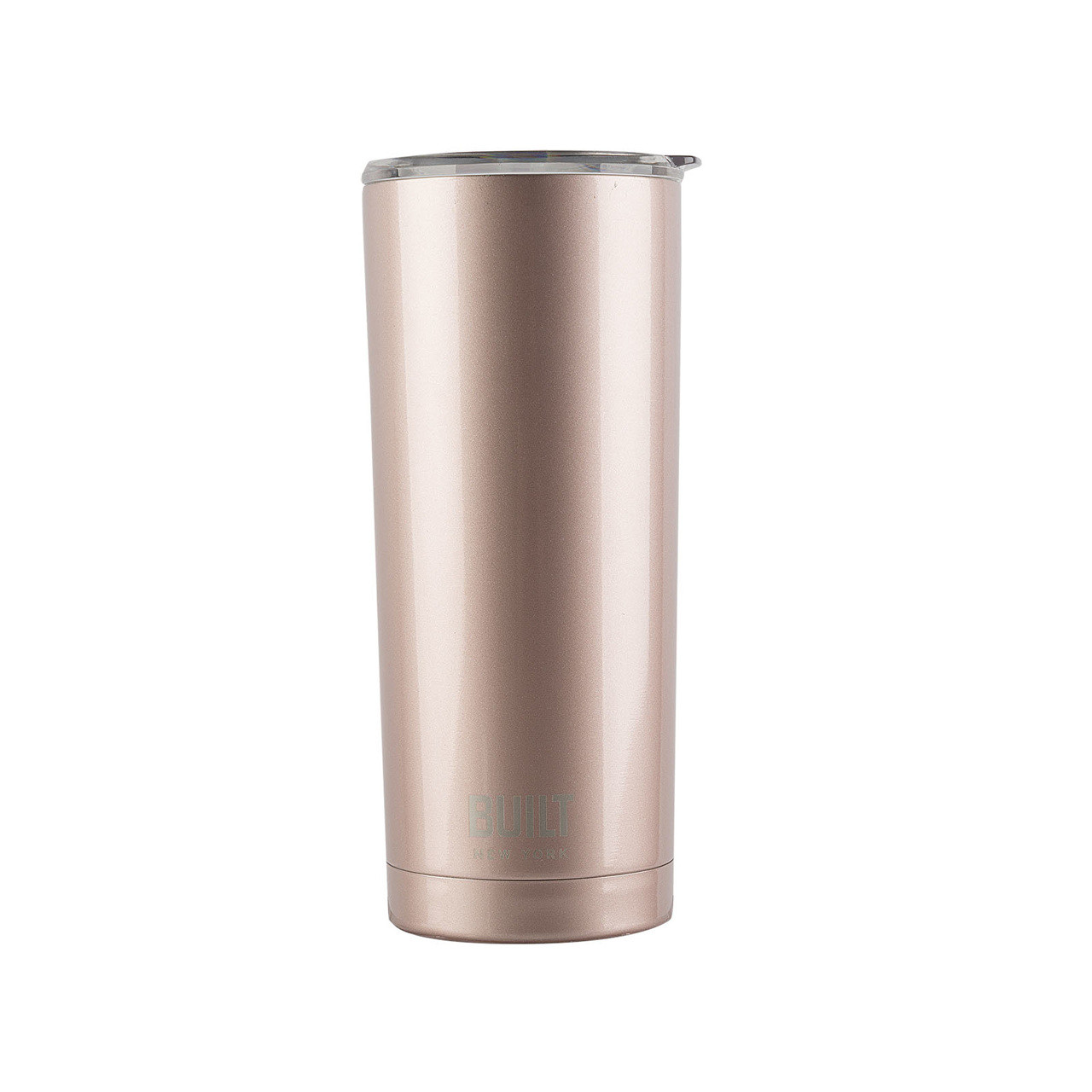 Double Walled Stainless Steel Water Tumbler Rose Gold
