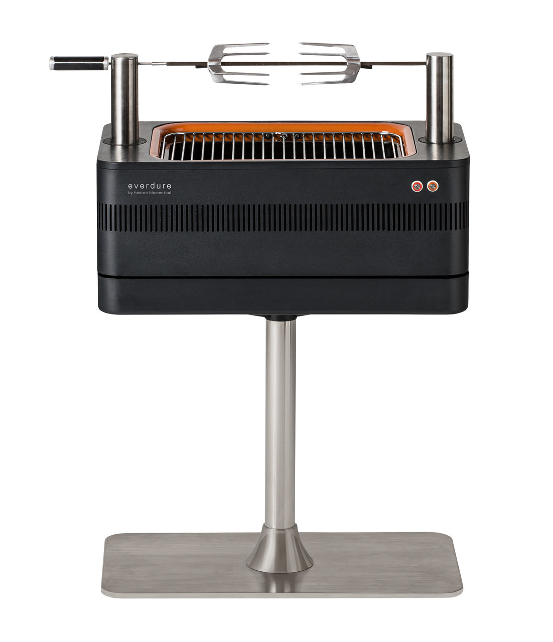 Everdure Fusion Charcoal & Electric BBQ - by Heston Blumenthal