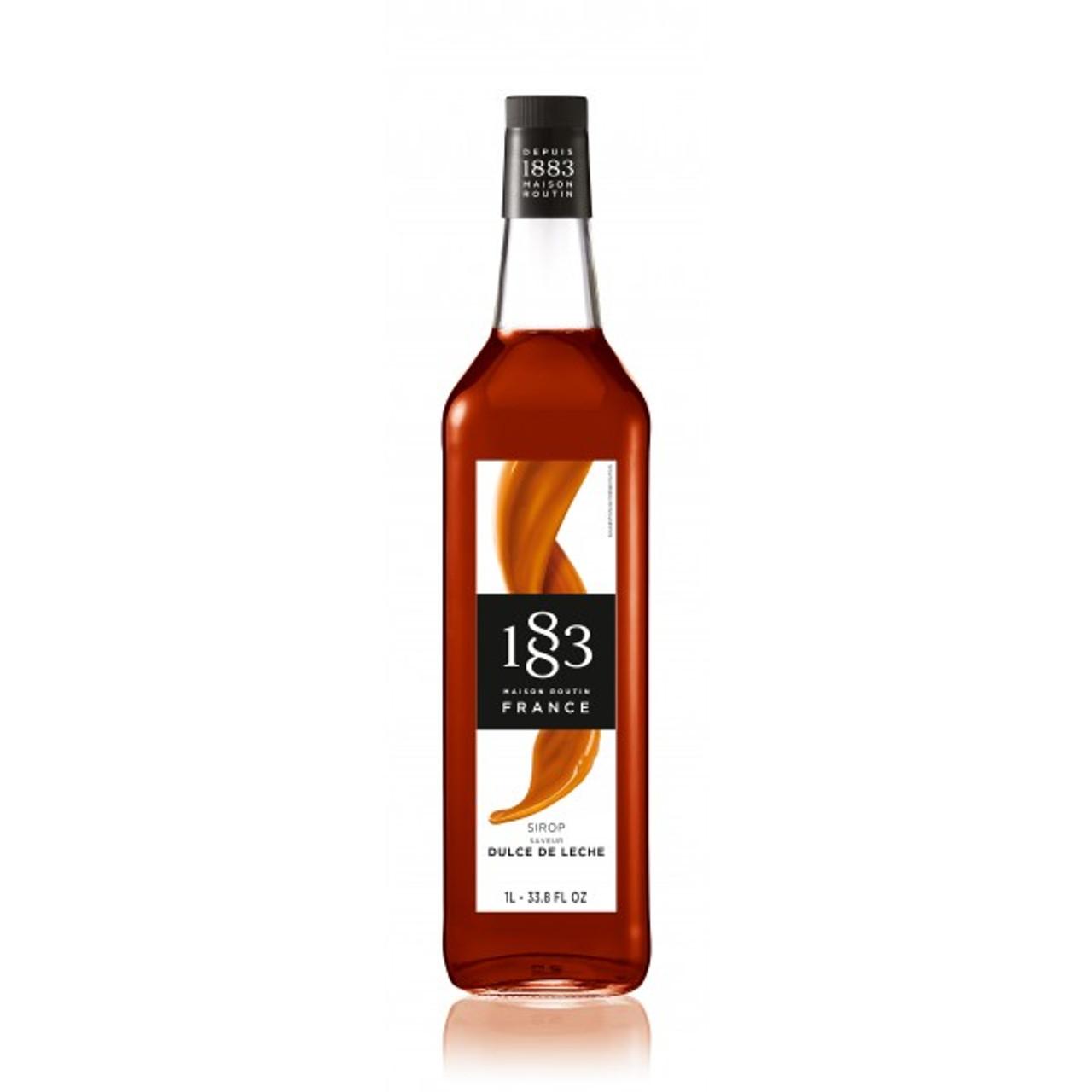 1883 Syrup Dulce De Leche - 1L (Glass Bottle)
