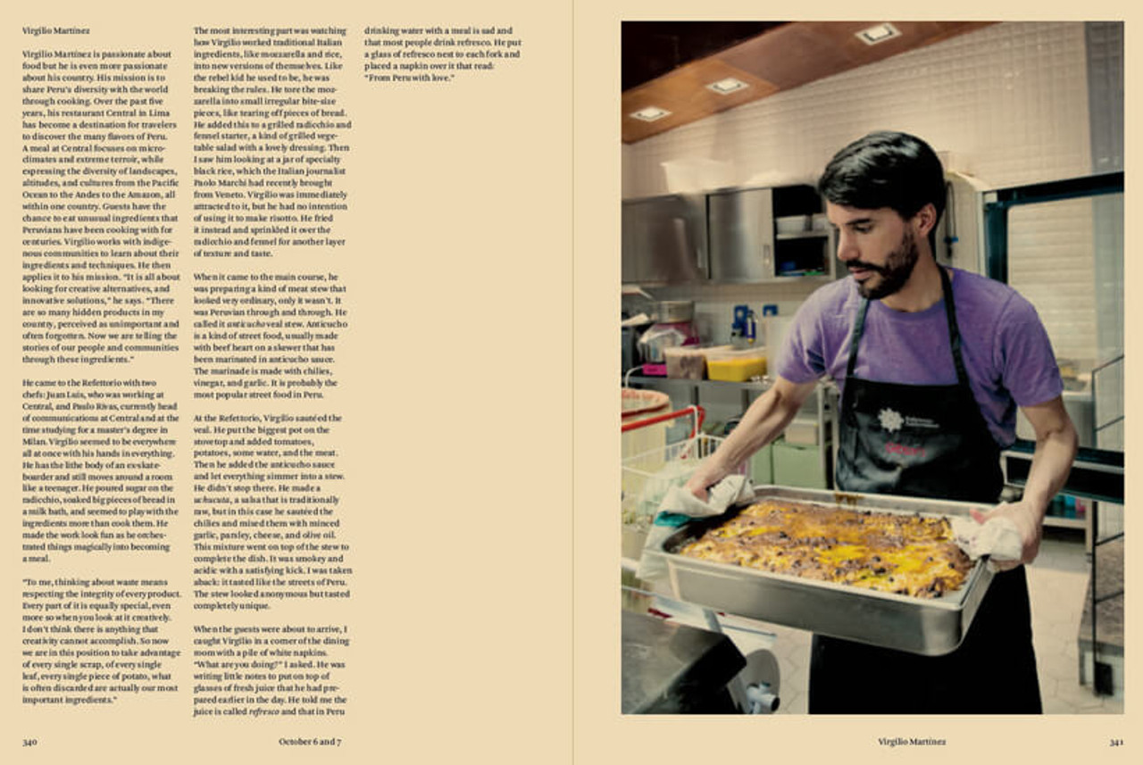 Bread is Gold - Massimo Bottura