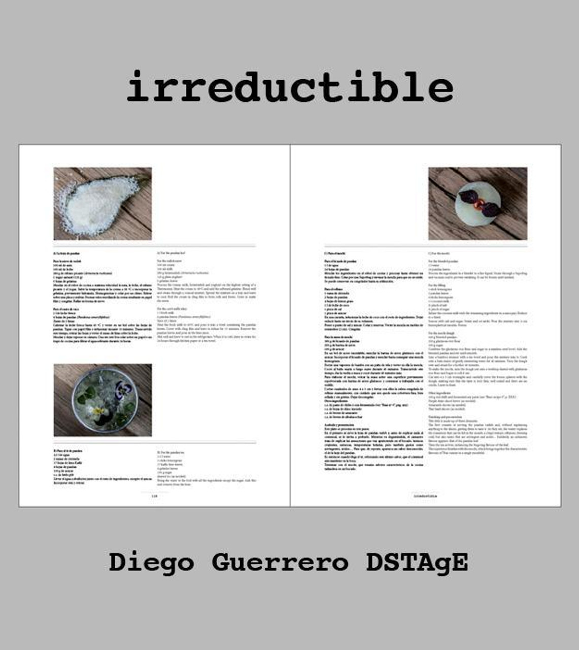 Irreductible - Diego Guerero