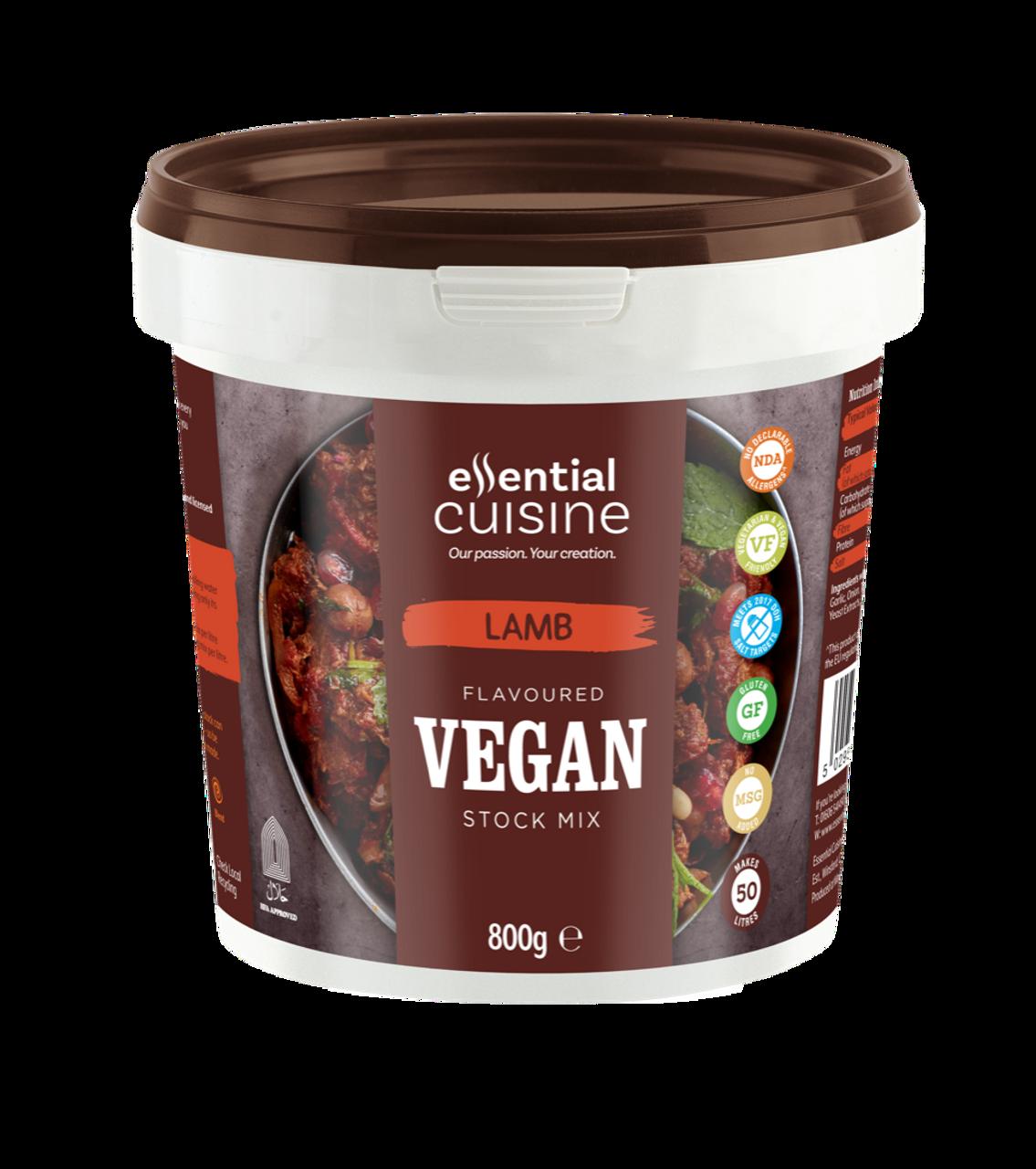 Essential Cuisine Vegan Lamb Flavour Stock 700g