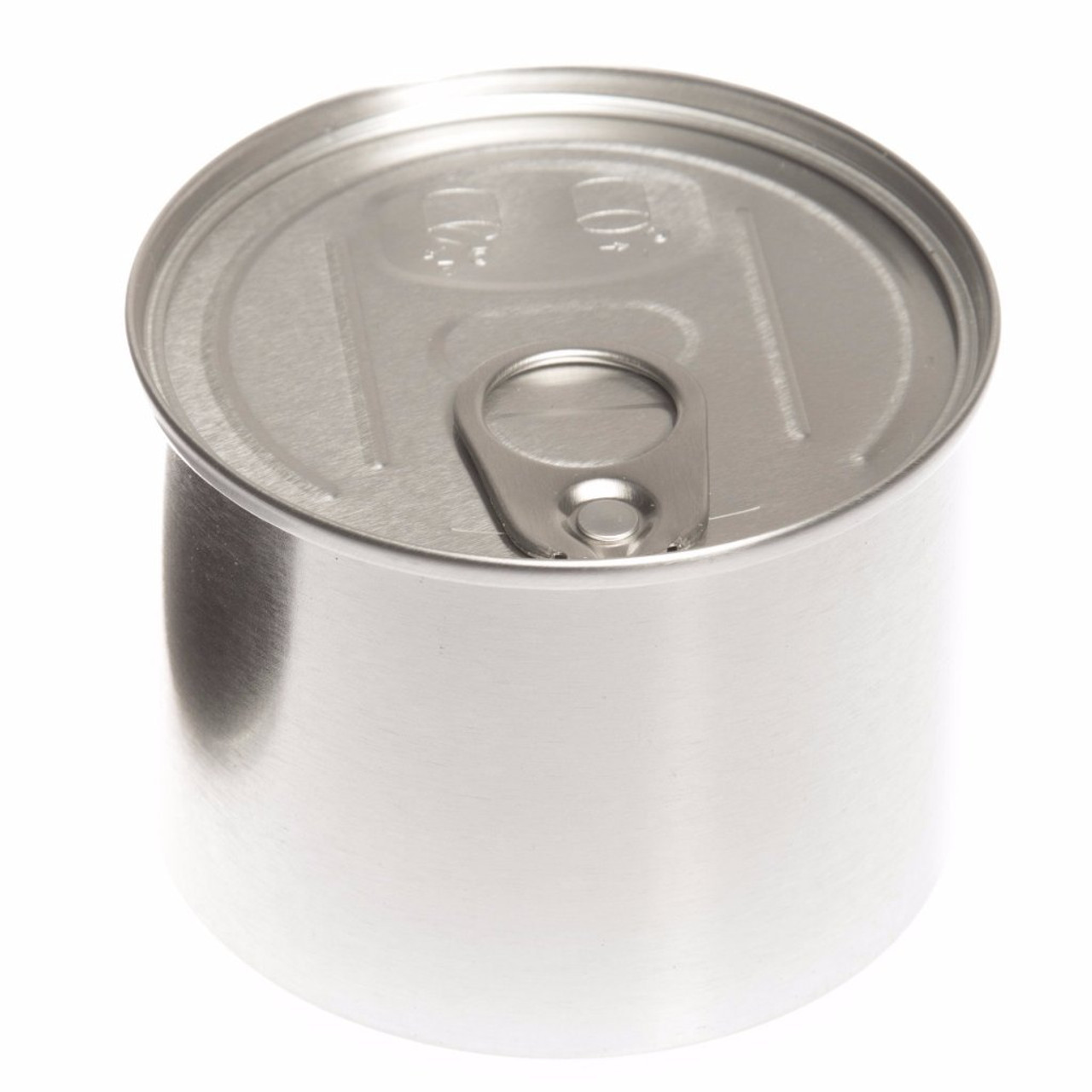 Baked Bean Tin With Ring Pull Lid - 200ml