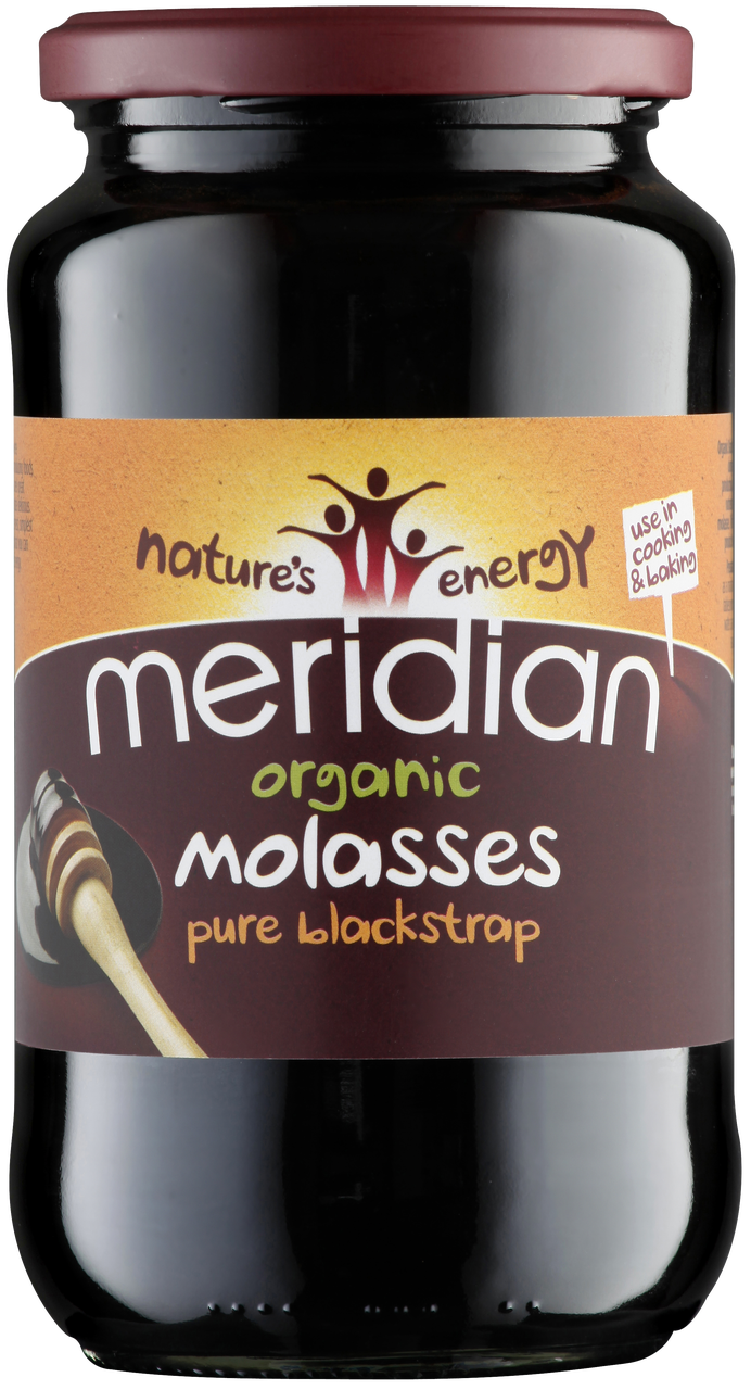 Organic Blackstrap Molasses 740g