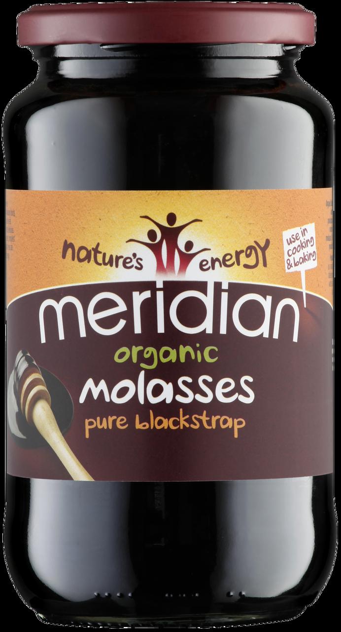 Meridian Organic Blackstrap Molasses 600g