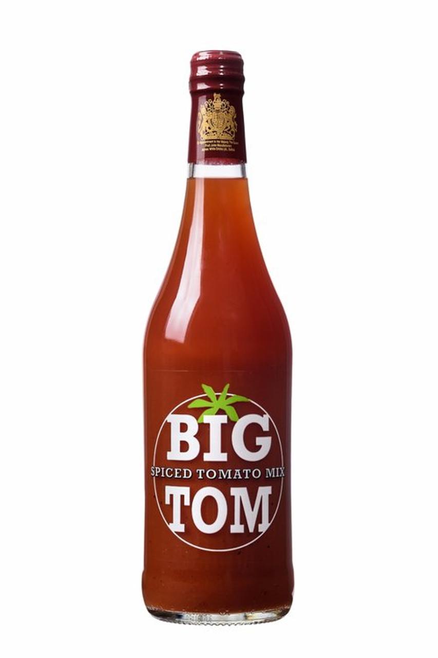 James White Big Tom Spiced Tomato Juice - 750ml