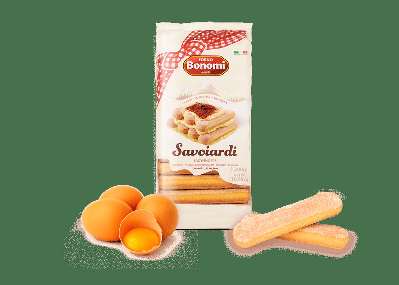 Boudoir/Savoiardi Sponge Fingers - 500g