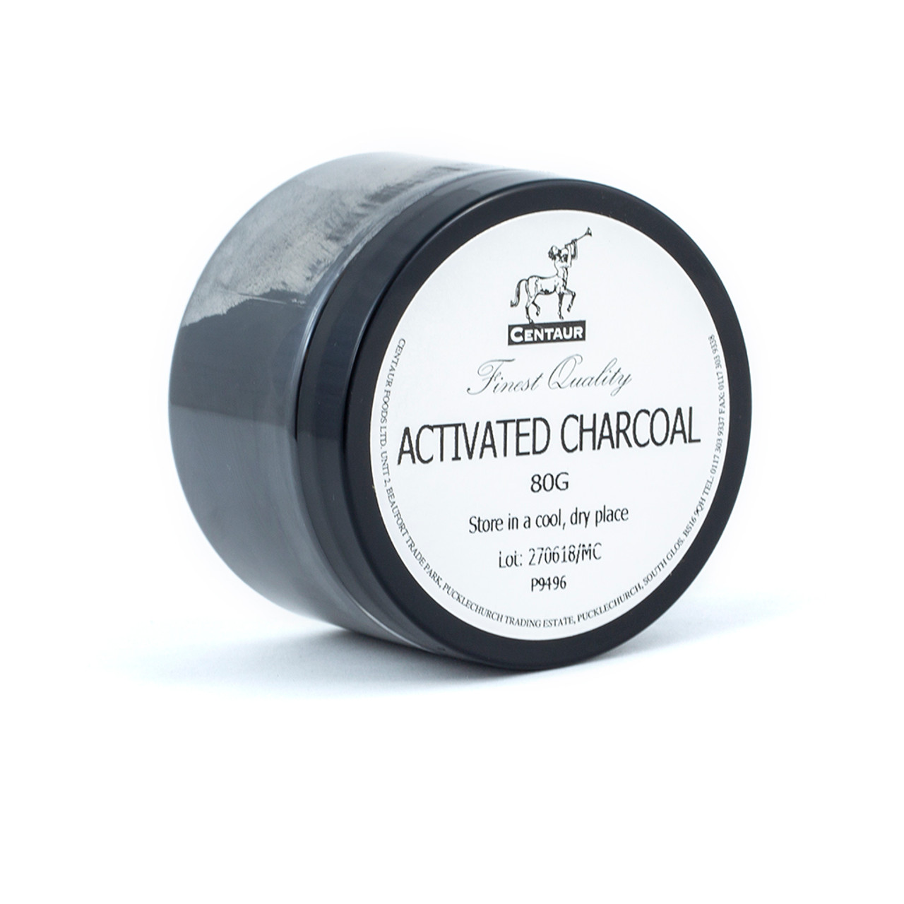 Activated Charcoal 50g