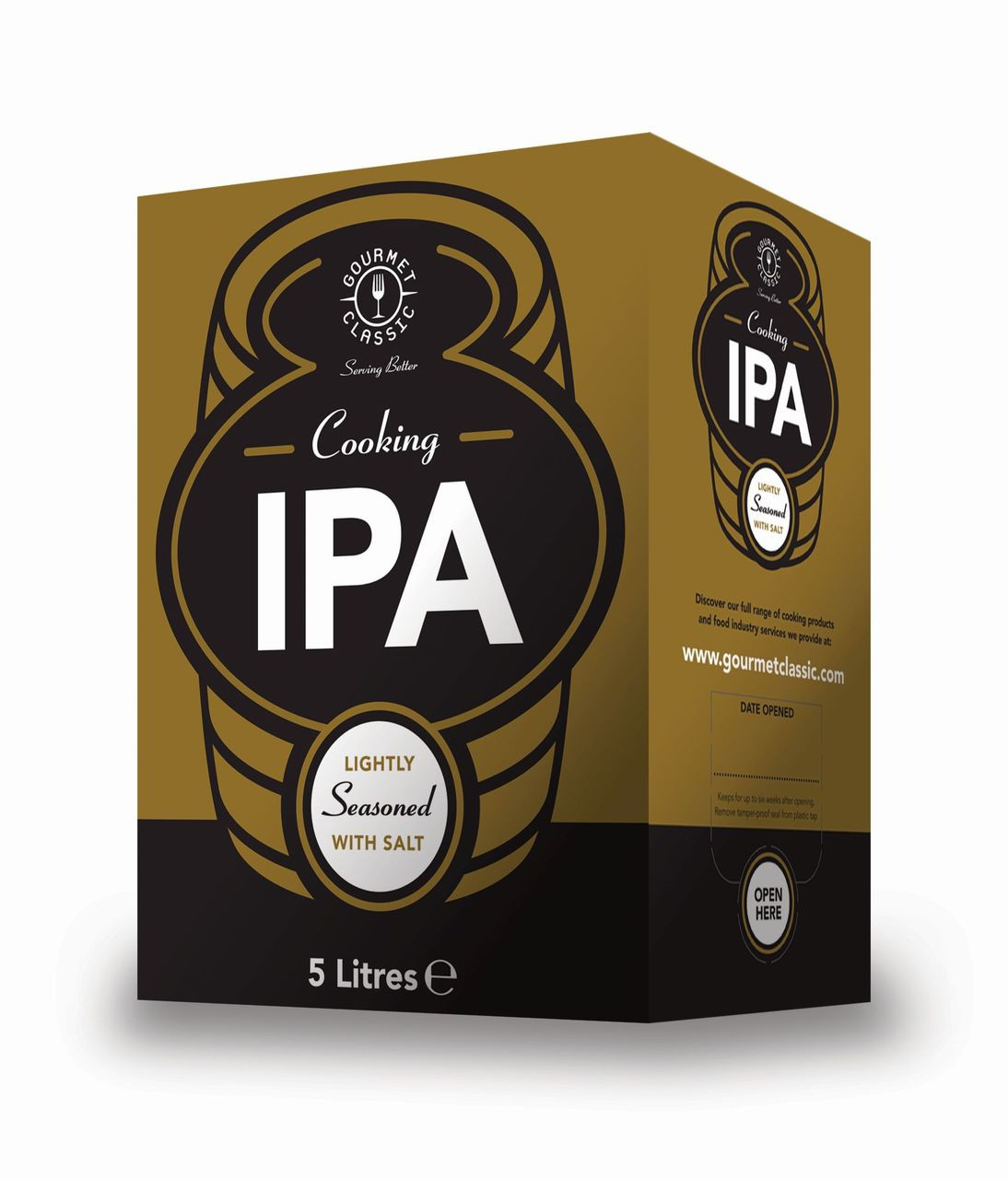 Gourmet Classic Cooking IPA 5L