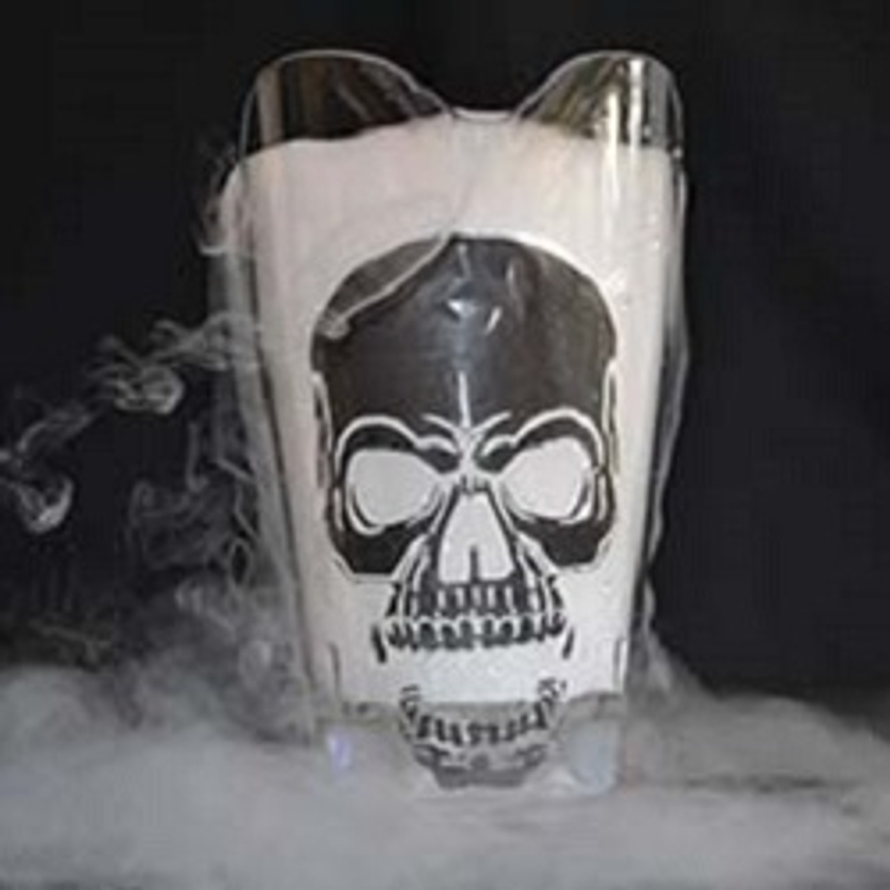 Skull Jug set for Dry Ice