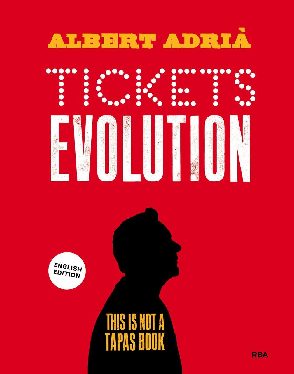 Tickets Evolution - Albert Adria