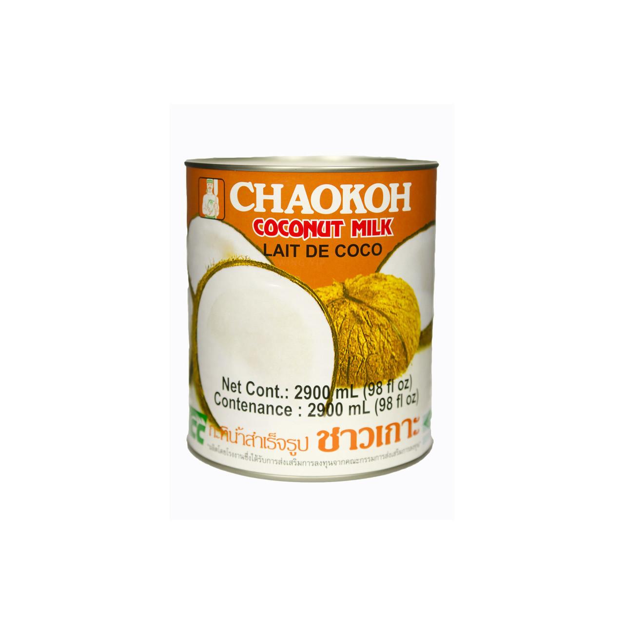 Coconut Milk Chaokoh - 2.9lt
