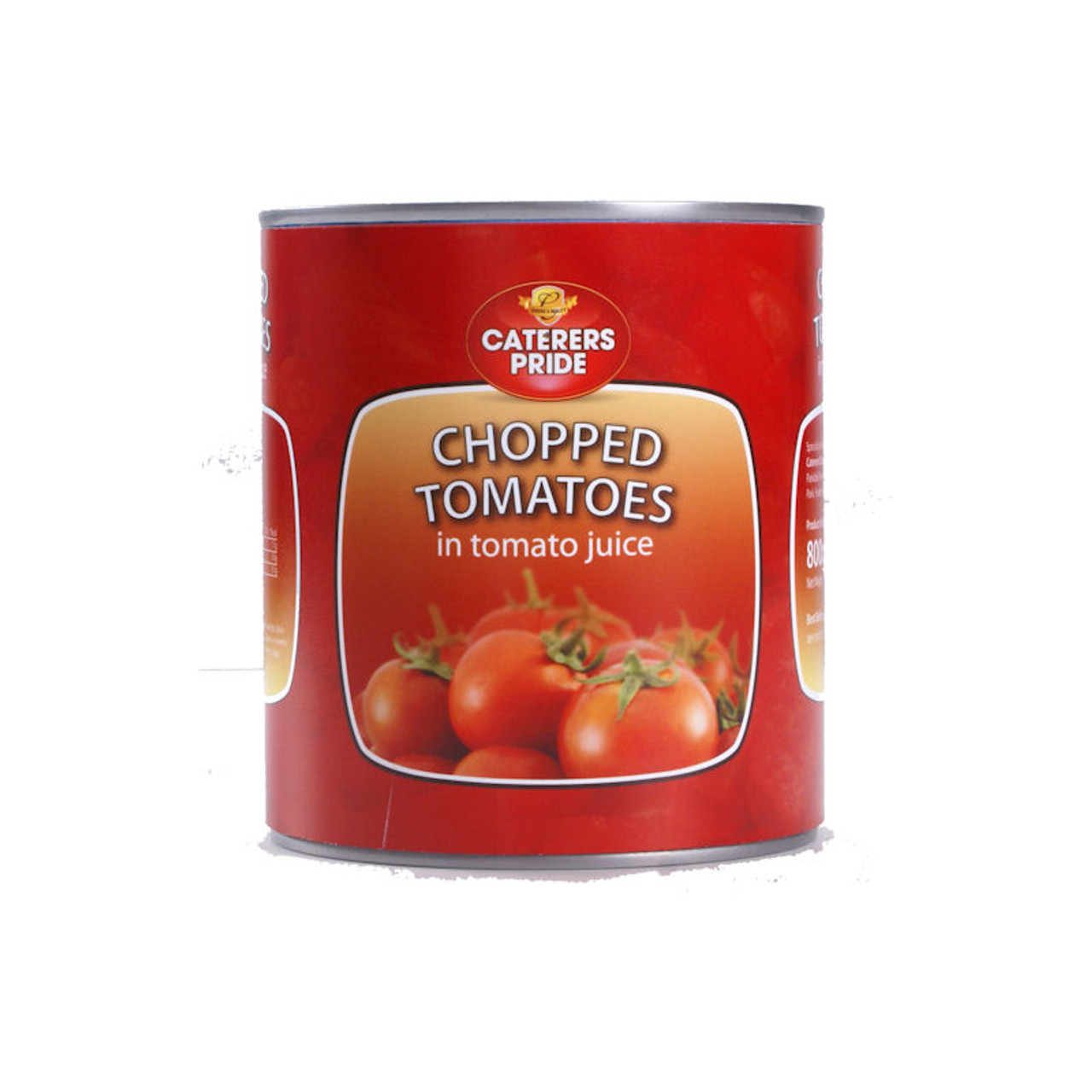 Chopped Tomatoes - 800g